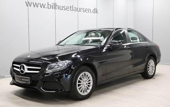 Mercedes C200 d Business aut. 1,6