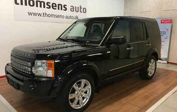 Land Rover Discovery 3 D HSE aut. 2,7