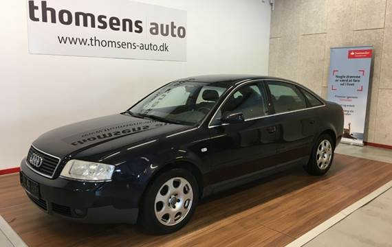 Audi A6 Multitr. 2,4