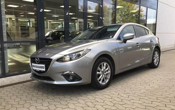 Mazda 3 Skyactiv-G Vision  5d 6g 1,5