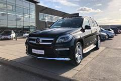 Mercedes GL350 350  Bluetec 4-Matic 7G-Tronic Plus  7g Aut. 3,0