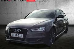 Audi A4 TDi 143 S-line Avant Multitr. 2,0