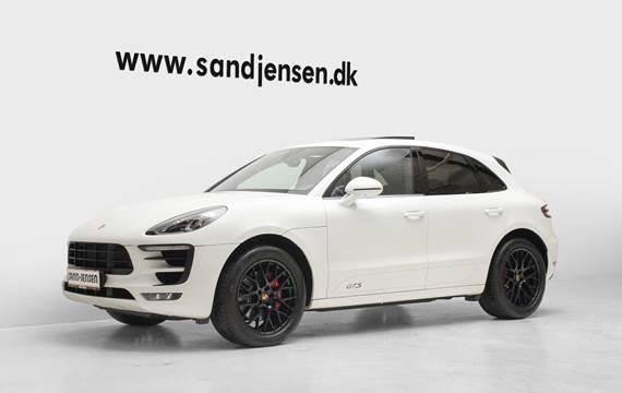 Porsche Macan GTS PDK 3,0