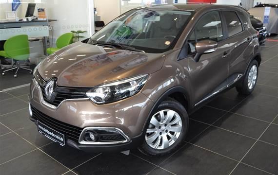 Renault Captur DCI FAP Expression Energy  5d 1,5