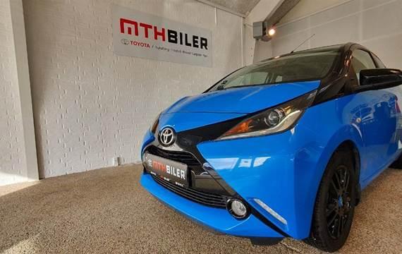 Toyota Aygo VVT-I X-Cite  5d 1,0