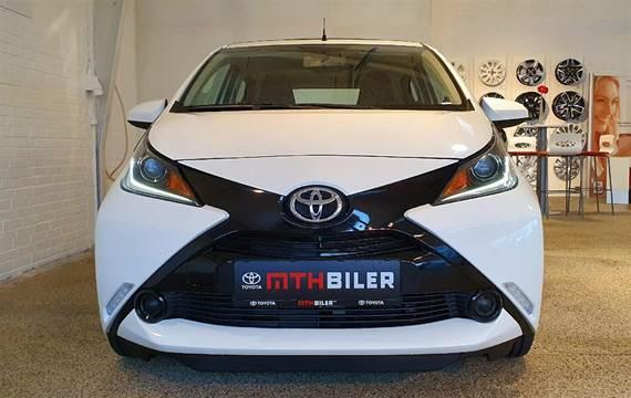 Toyota Aygo VVT-I X-Sky  5d 1,0