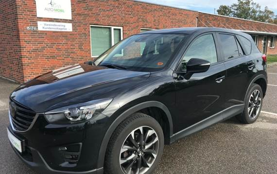 Mazda CX-5 Sky-G 192 Optimum aut. AWD 2,5