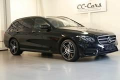 Mercedes E220 d AMG Line stc. aut. 2,0