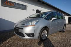 Citroën C4 Picasso 16V Exclusive aut. 2,0