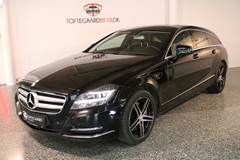 Mercedes CLS350 CDi SB aut. BE 3,0