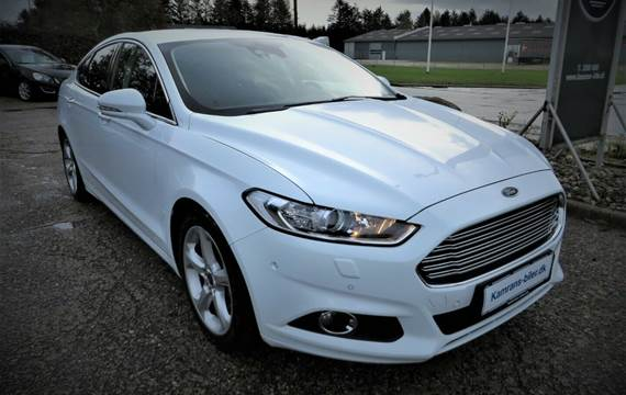 Ford Mondeo TDCi 150 Business 2,0