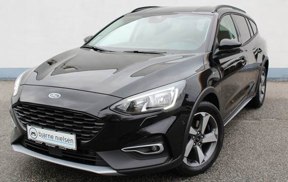 Ford Focus EcoBoost Active Busin. stc aut 1,5