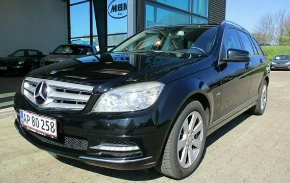 Mercedes C220 CDi stc. aut. 2,2