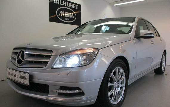 Mercedes C200 CDi Classic aut. BE 2,2