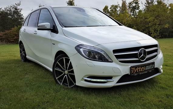 Mercedes B200 CDi aut. BE 1,8