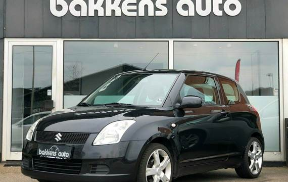 Suzuki Swift GL-A aut. 1,3