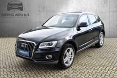 Audi Q5 TDi 258 quattro S-tr. 3,0
