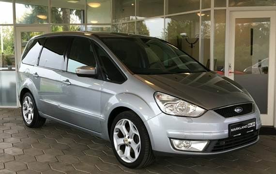 Ford Galaxy TDCi 140 Collection 2,0