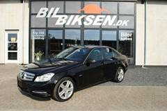 Mercedes C250 CDi aut. BE 2,2