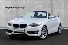 BMW 218i Cabriolet 1,5
