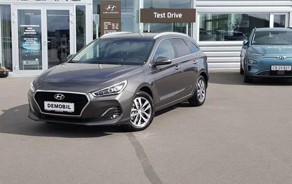 Hyundai i30 CRDi 136 Premium stc. DCT 1,6