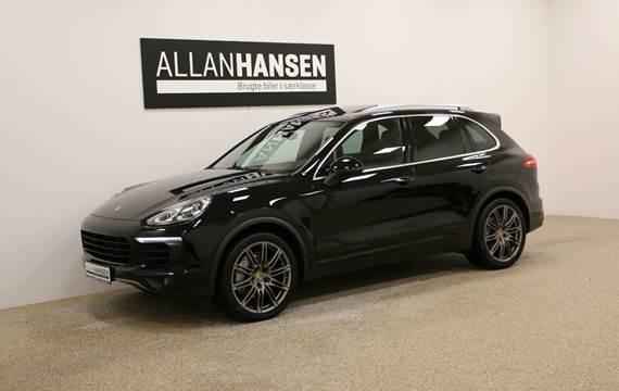Porsche Cayenne S D Tiptr. Van 4,2