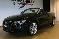 Audi A3 TFSi 125 Attraction Cabrio 1,4