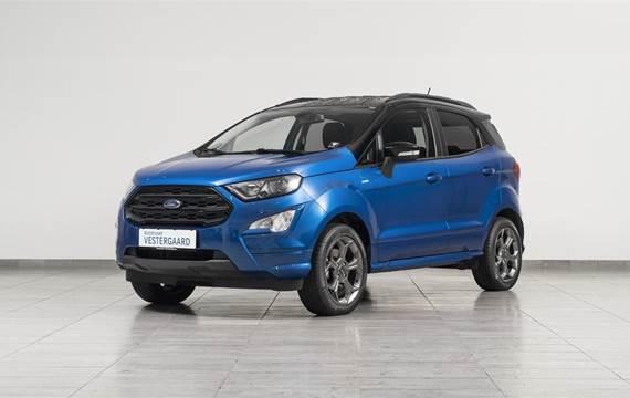 Ford EcoSport EcoBoost ST-Line Start/Stop  5d 1,0