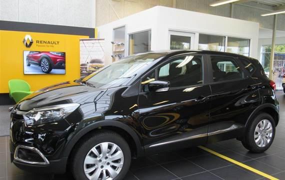 Renault Captur TCE Galla EDC  5d 6g Aut. 1,2