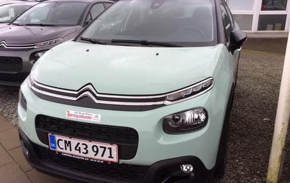 Citroën C3 1.5 BlueHDi 100 hk 5D