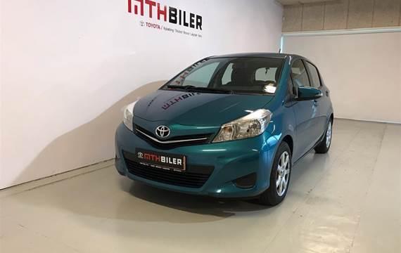Toyota Yaris VVT-I T2  5d 1,0