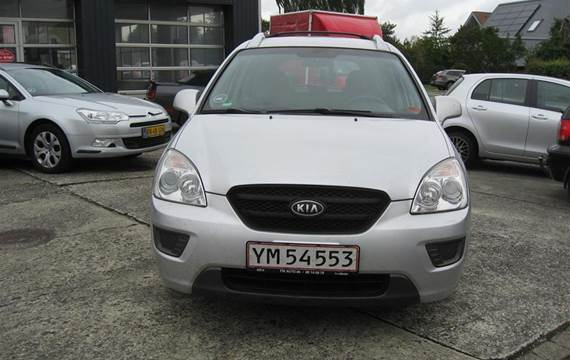 Kia Carens Exclusive  2,0