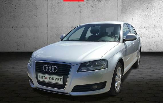 Audi A3 TFSi Ambiente SB S-tr. 1,4