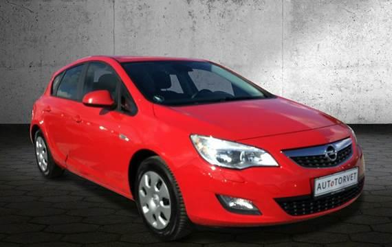 Opel Astra Enjoy aut. 1,6