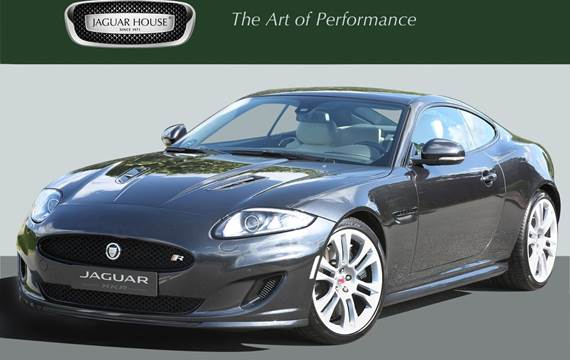 Jaguar XKR S/C Coupé aut. 5,0