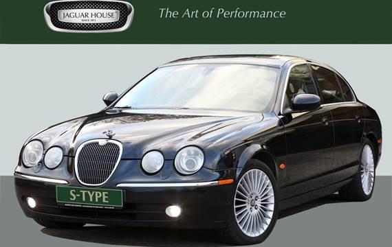 Jaguar S-Type D V6 Executive aut. 2,7