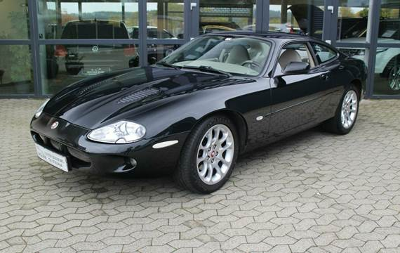 Jaguar XKR S/C Coupé 4,0