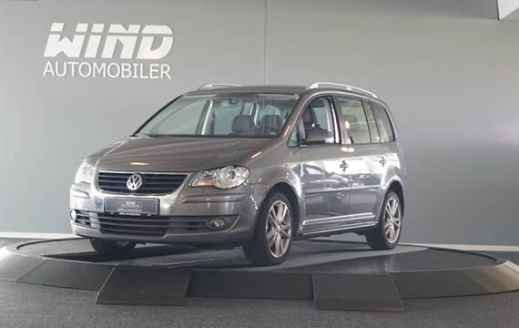 VW Touran TSi 140 Trendline DSG 7prs 1,4
