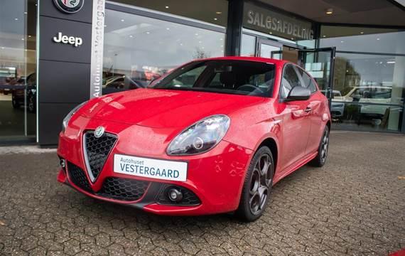 Alfa Romeo Giulietta Multiair Edizione TCT  5d 6g Aut. 1,4