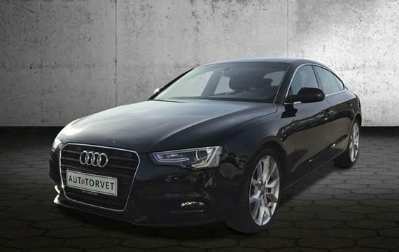 Audi A5 TDi 204 SB Multitr. 3,0