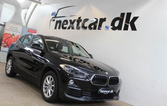 BMW X2 sDrive18i 1,5