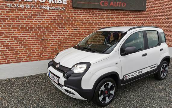 Fiat Panda 69 City Cross 1,2