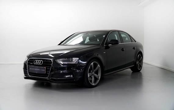 Audi A4 TDi 245 S-line quattro S-tr. 3,0
