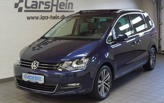 VW Sharan TSi 150 Highline DSG BMT 1,4