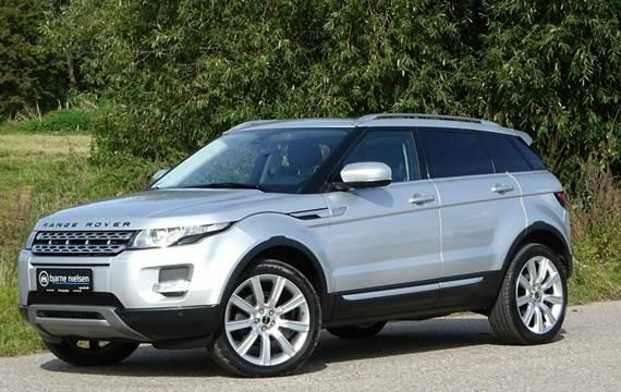 Land Rover Range Rover evoque Si4 240 Prestige aut. 2,0