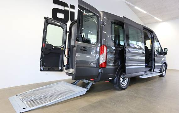 Ford Transit 350 L3 Kombi TDCi 130 Ambiente aut. H2 FWD 2,0