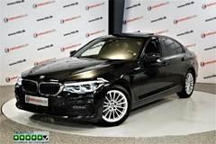 BMW 520d Sport Line aut. 2,0