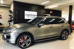 Porsche Cayenne Turbo Tiptr. 4,8