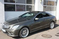 Mercedes E350 CDi Avantgarde Coupé aut. BE 3,0