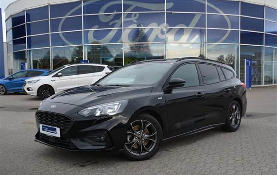 Ford Focus EcoBoost ST-Line  Stc 8g Aut. 1,5
